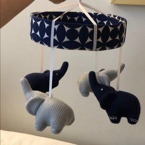 Elephant Crib Mobile